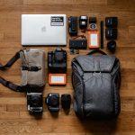 Вещи, чтобы нести во время путешествия