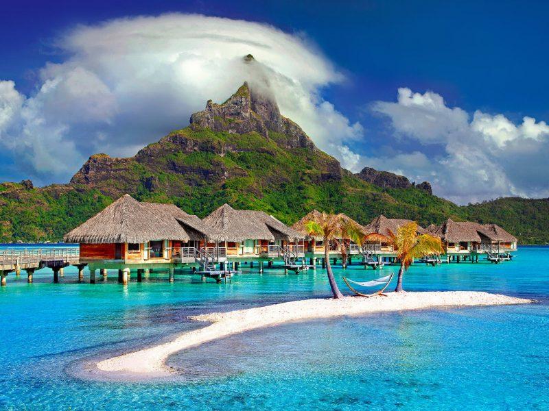 Некоторые известные пляжи в мире