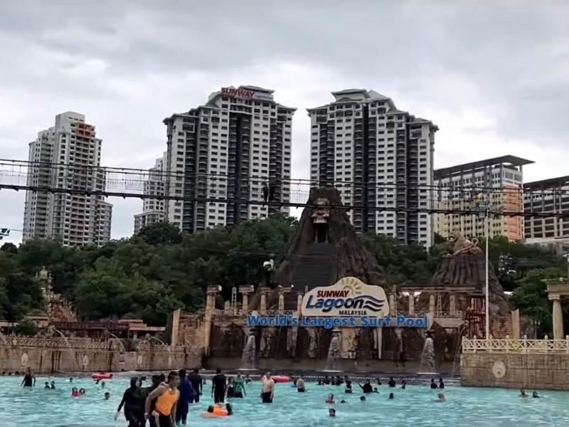 Лучшие тематические парки в Азии